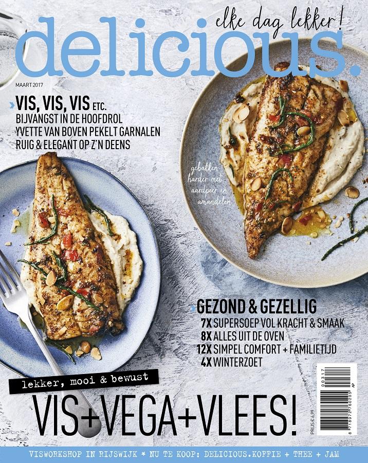 delicious. editie 3-2017