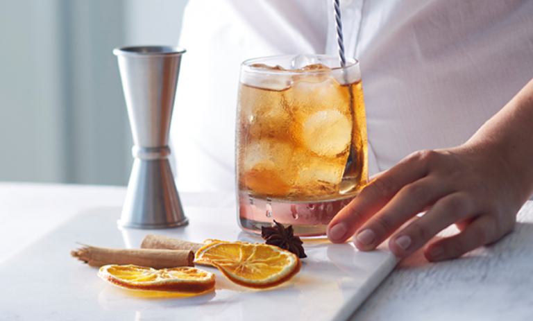 cocktail tip: havana old fashioned