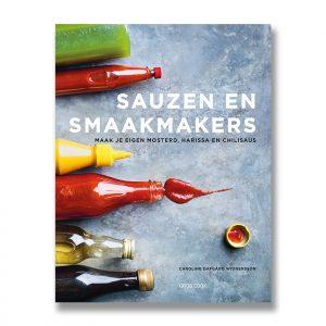 Sauzen en smaakmakers – kookboek