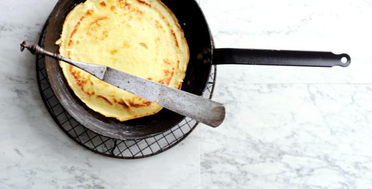 delicious. helpt: tips & tricks voor de perfecte pannenkoek