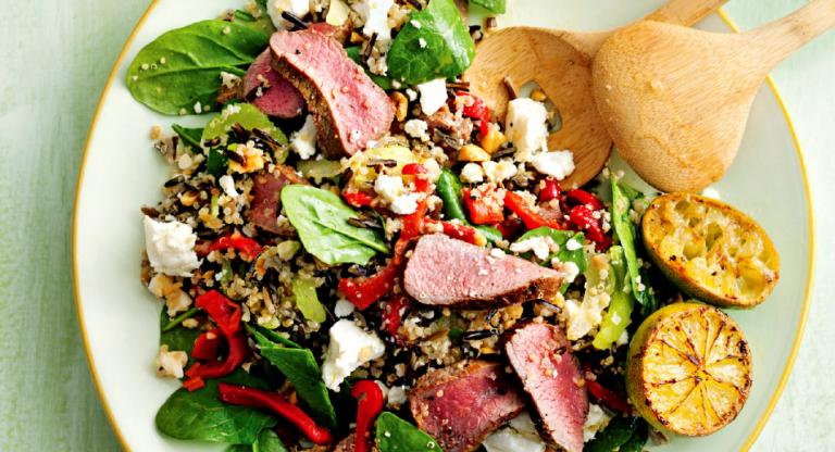 salade van lam