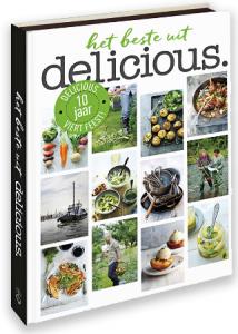 10 jaar delicious boek