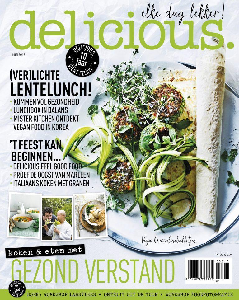 delicious. editie 5-2017