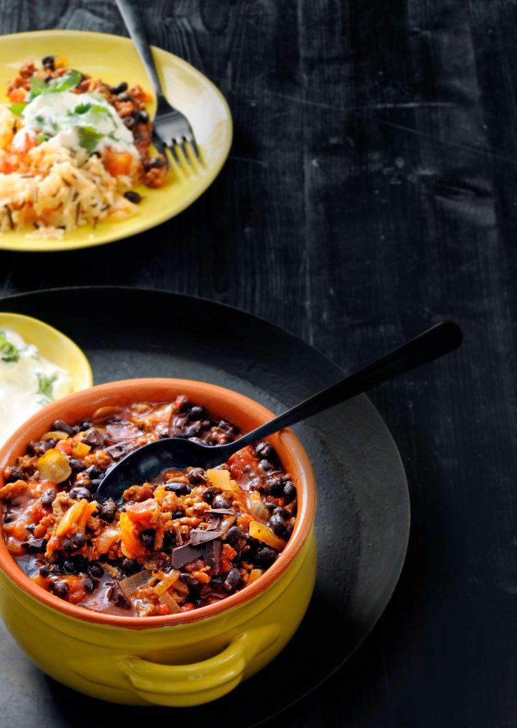 choco chili - delicious