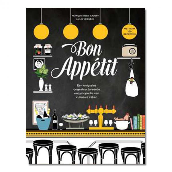 Bon appétit Boeken Overig