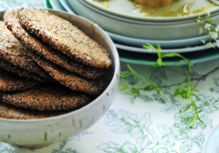 earl grey koekjes