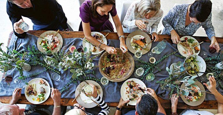 zó belangrijk is het voor je gezondheid om samen te eten