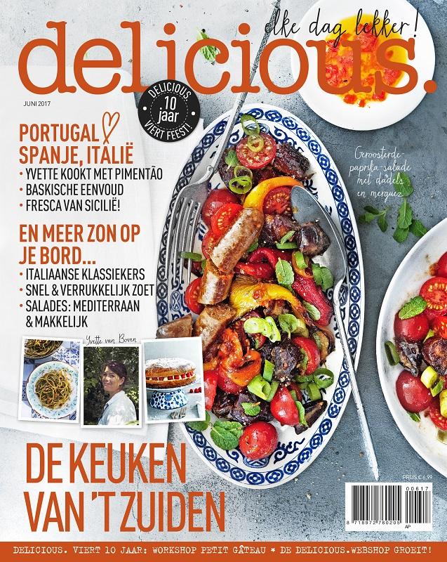 delicious. editie 6-2017