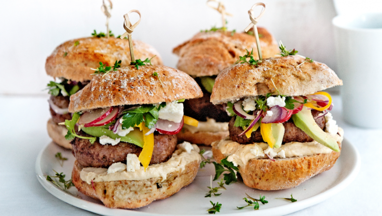 international hamburger day