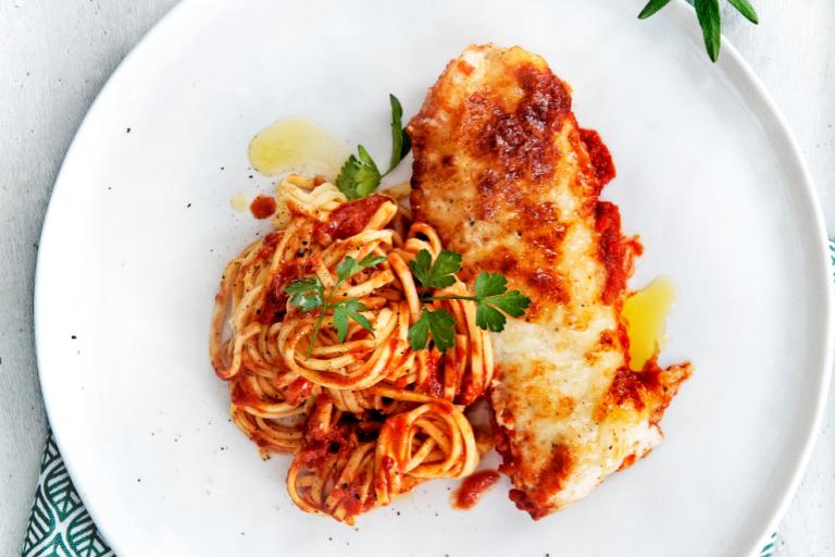 pesce alla parmigiana