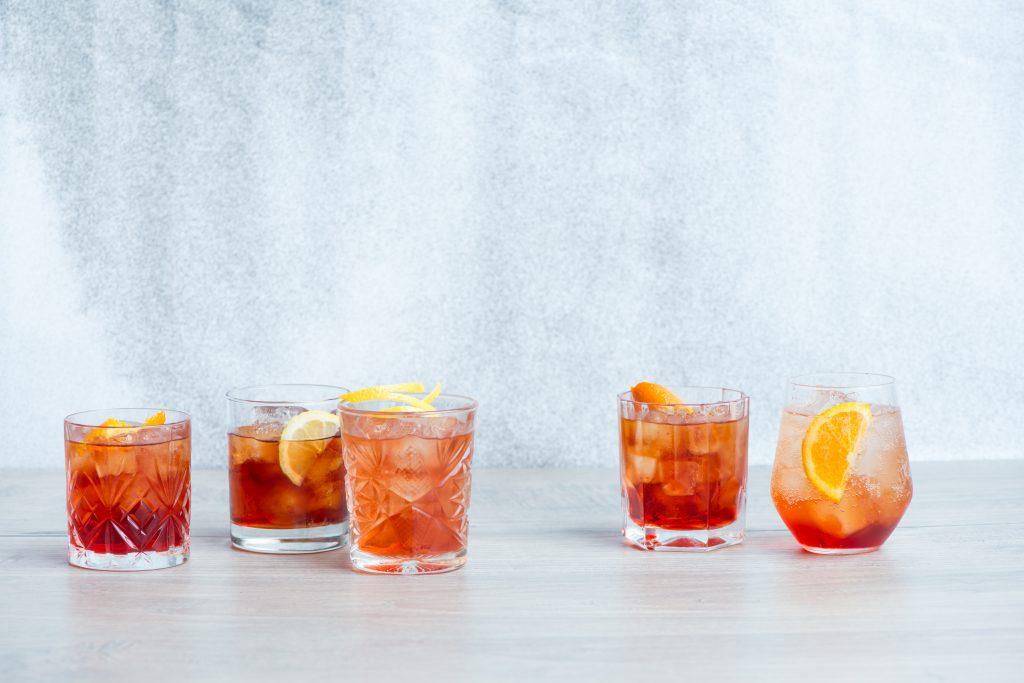 cocktails met