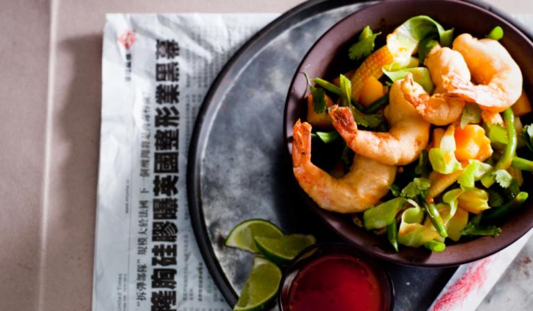 op vakantie in eigen keuken: azië