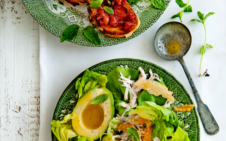 sla met avocado