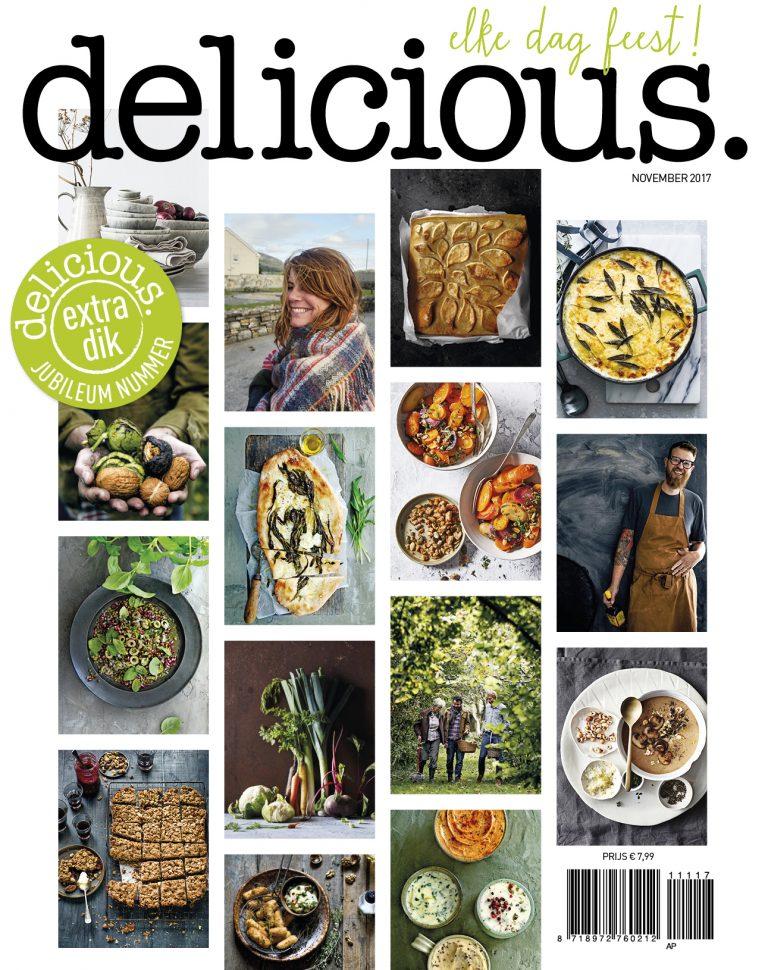 delicious. editie 11-2017