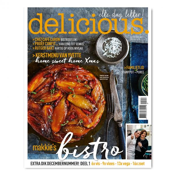 delicious. editie 12 – december 2017