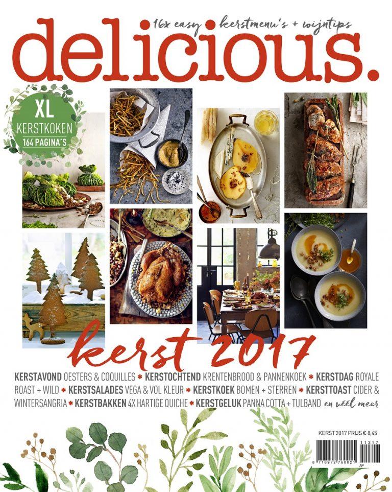 delicious. editie 13 – kerst 2017