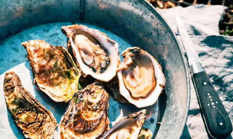 oesters openen en bereiden