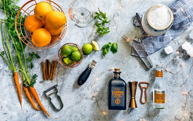 Infographic: welke tonic drink je bij welke gin?