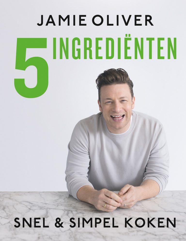 WIN | '5 ingrediënten' van Jamie Oliver