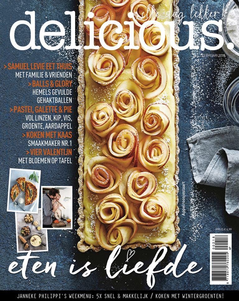 delicious. editie 2 – februari 2018
