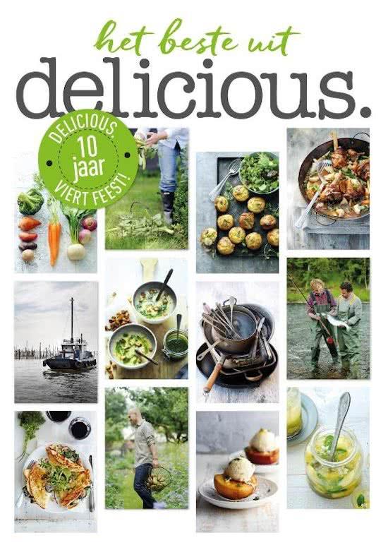 win de favoriete kookboeken van Makkie