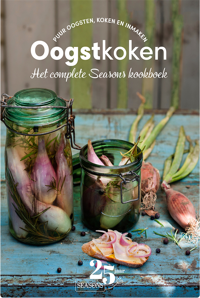 WIN | het complete Seasons kookboek