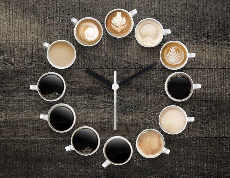 Koffietijd: americano, cafè machiato, cappuccino…