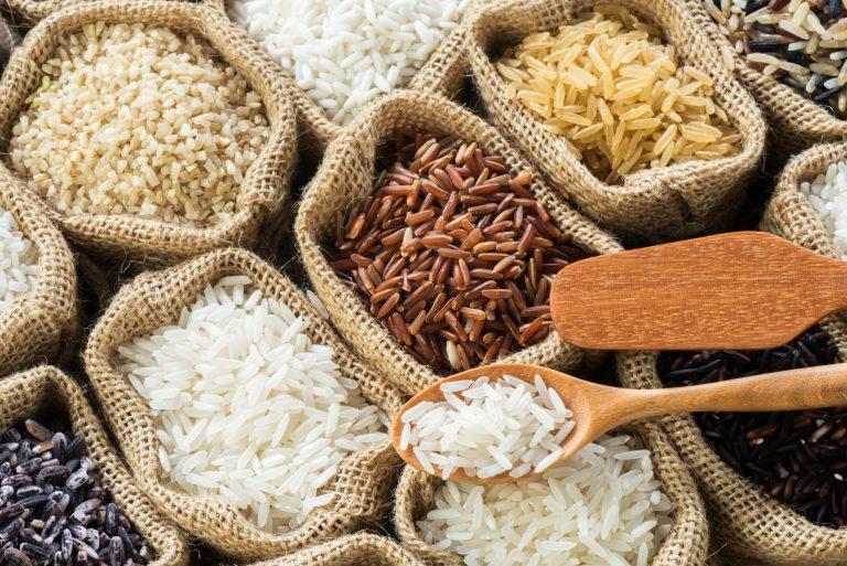 Het grote delicious. rijst-dossier