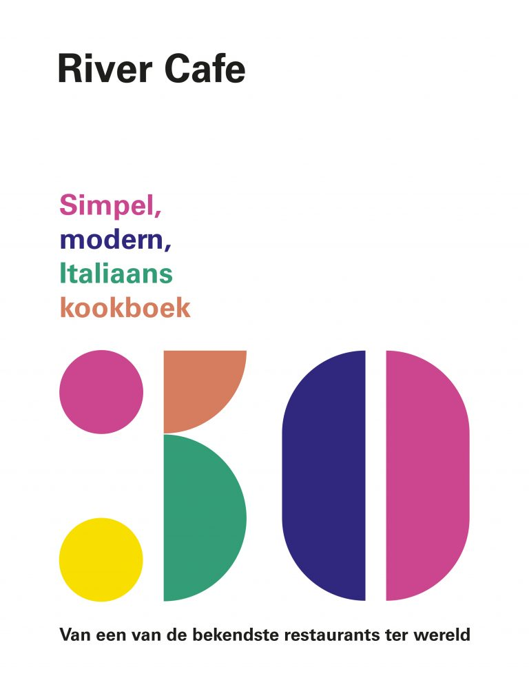 delicious. lekkerboek: river café 30