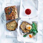 pompoen kikkererwtenbrood | delicious