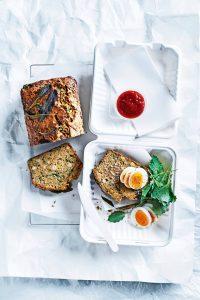 Pompoen-kikkererwtenbrood - delicious