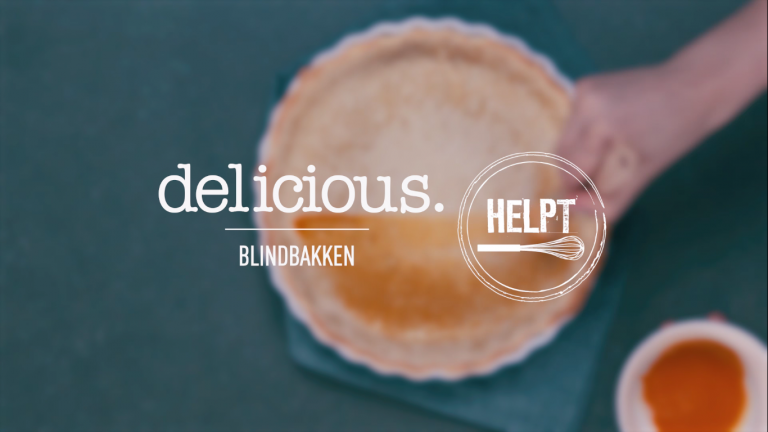 VIDEO | delicous. helpt: blind bakken