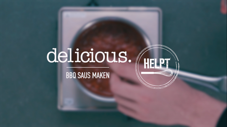 VIDEO | delicious. helpt: bbq-saus maken