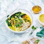 kurkuma noedelsoep | delicious