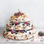 meringue met chocolade & hazelnootlikeur - delicious
