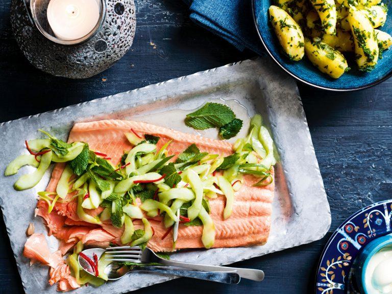 5x verrukkelijke gerechten om de zomer mee in te luiden