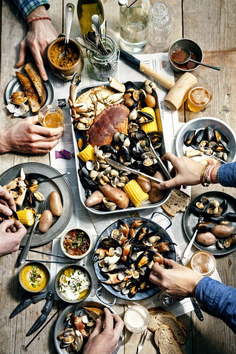 WIN: 2x krabdiner mét wijn bij Frank's Crab Feast in Amsterdam