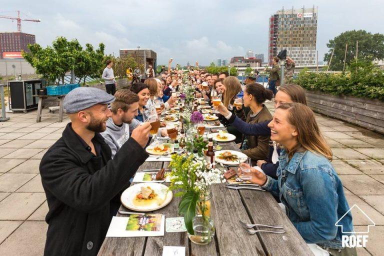 delicious. proeft: Drie Daken Diner in Amsterdam