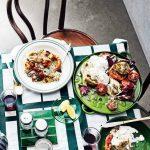 artisjokken tomatensalade en burrata | delicious