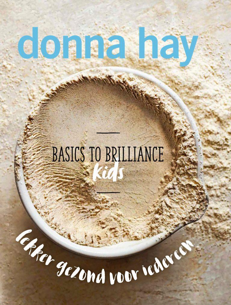 WIN | Donna Hay's kookboek 'Basics to Brilliance kids'