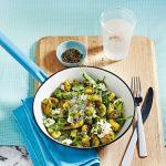 gnocchi met knoflook, spinazie en ricotta | delicious