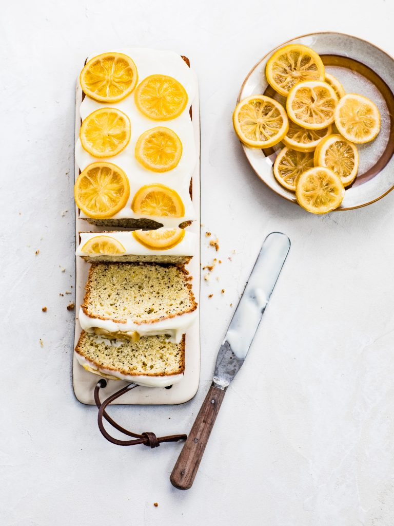 citroen-maanzaadcake | delicious