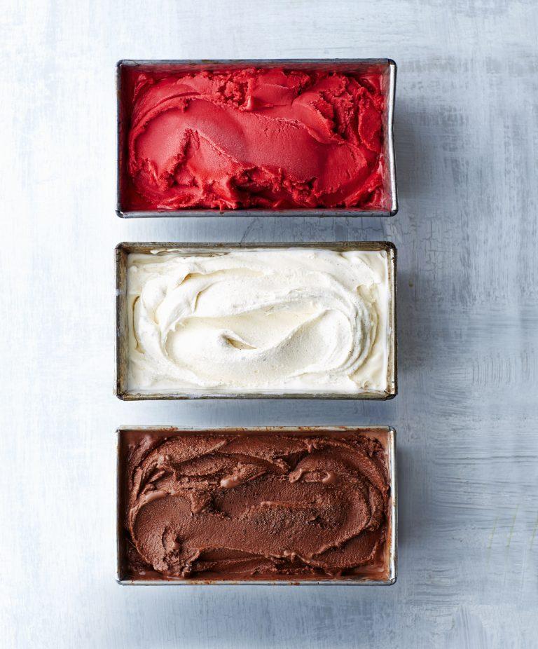 delicious. helpt: dít is het verschil tussen sorbet, semifreddo, granita en parfait