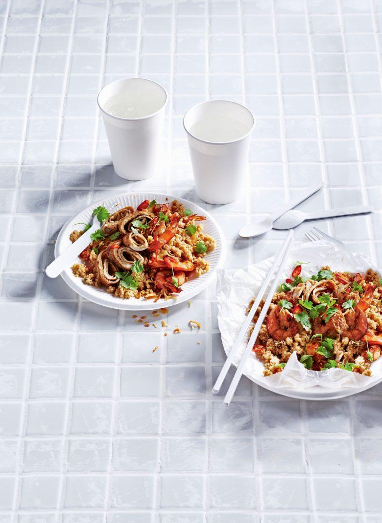 bloemkool goreng | delicious