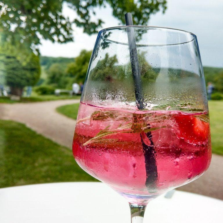 trend: deze gin verandert van kleur!