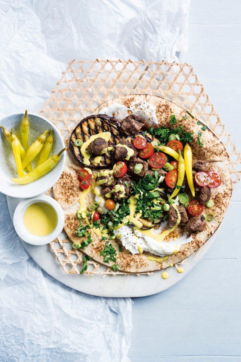 libanees platbrood | delicious