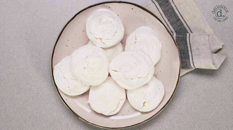 VIDEO | delicious. helpt: vegan meringues maken