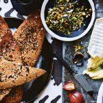 rogge-lavacrackers met honing en bier - delicious