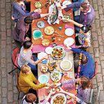 gerechten voor een grote groep - delicious