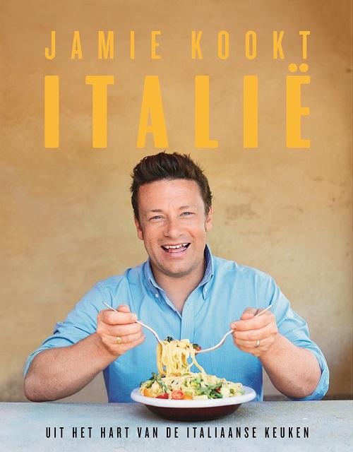 WIN: 5x Jamie's nieuwe kookboek 'Jamie kookt Italië'